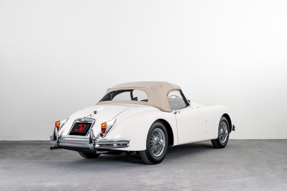 Jaguar XK 150-S 3.8 L Roadster